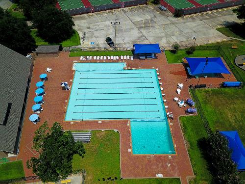 Spring Creek Oak Large Pool
