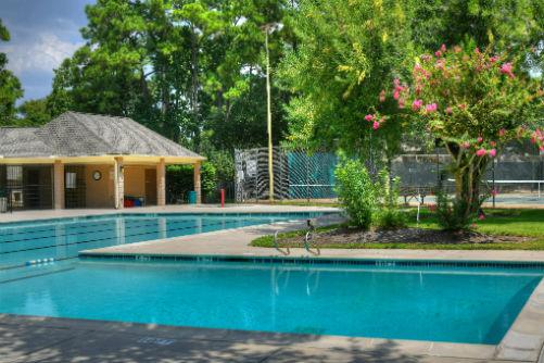Spring Creek Oak Small Pool