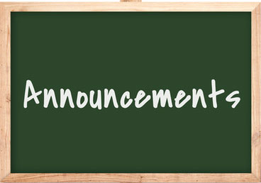 Spring Creek Oaks Announcements